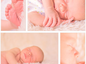 Newborn Shooting – August 2016