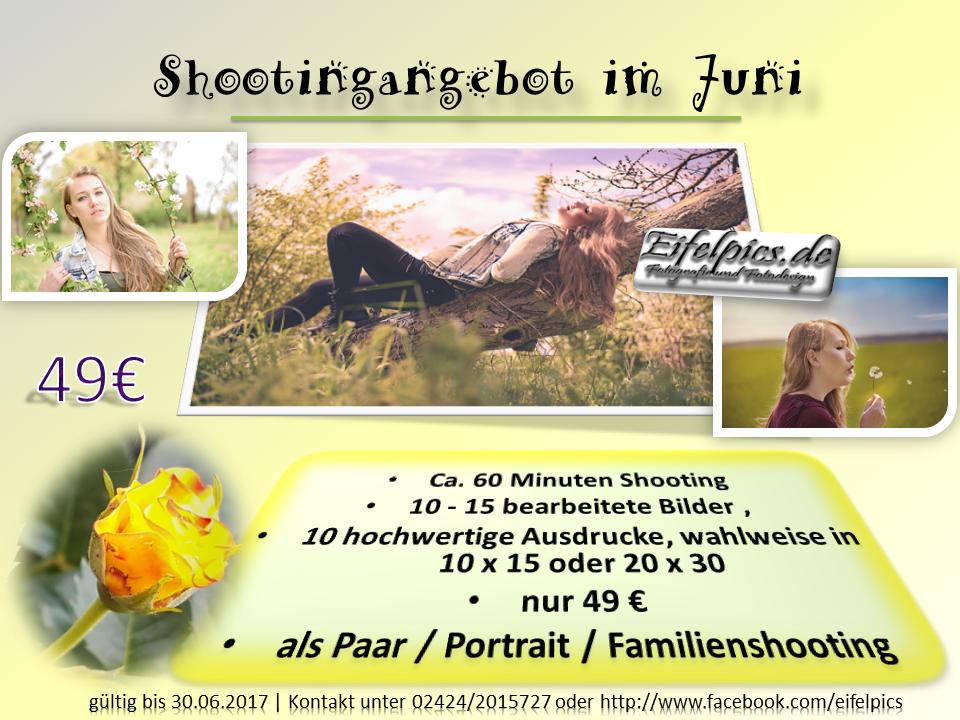 Shooting Angebot im Juni – Paar   Portrait   Familienshooting nur 49€ statt 99€